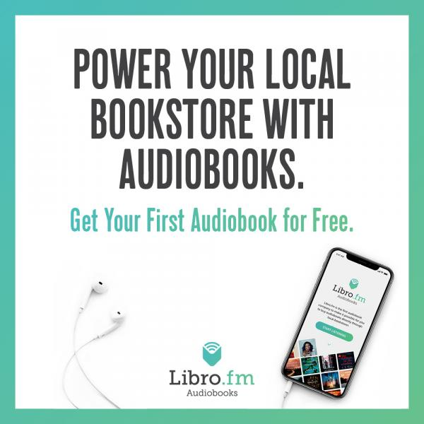 Audio Books Available through Libro.fm